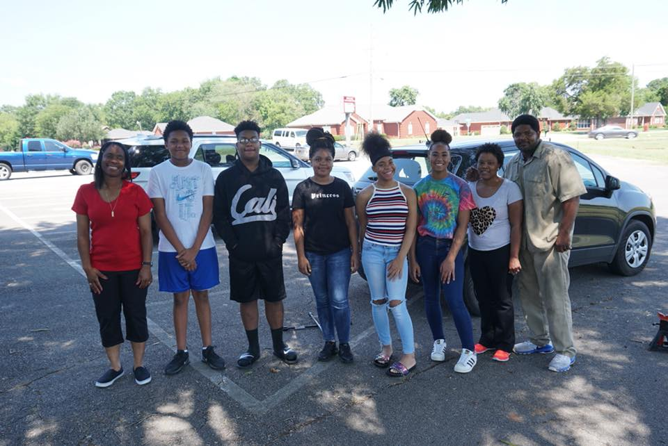 Springhill Teen (Tire Changing 101) 28 July, 2018