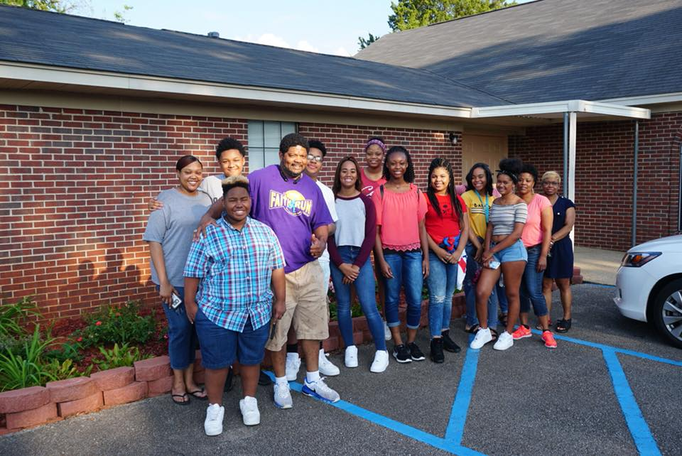 Springhill Teen Outing (Pizza & Fellowship) 4 August, 2018